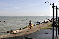 Császtai-Beach in Révfülöp - Lake Balaton - on the north side